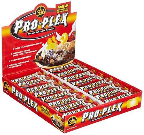 All Stars Pro-Plex Bar, Strawberry-Yoghurt, 32er Pack (32 x 35g) - 6