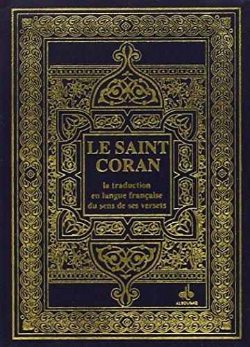 Saint coran français seul [Couleur aléatoire des couvertures] par Anonyme