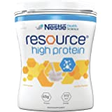 Nestle Resource High Protein - 400g Tin (Vanilla Flavor)