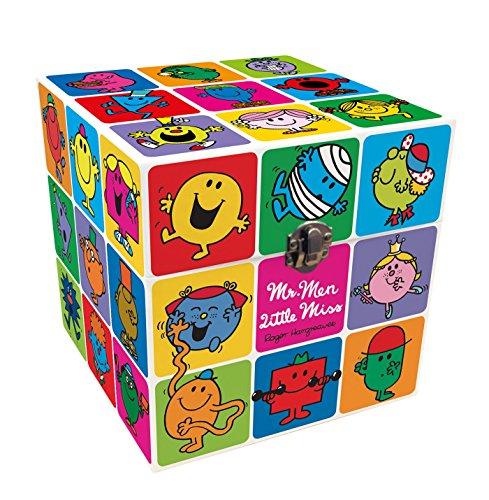 Monsieur Madame - Coffret collector cube