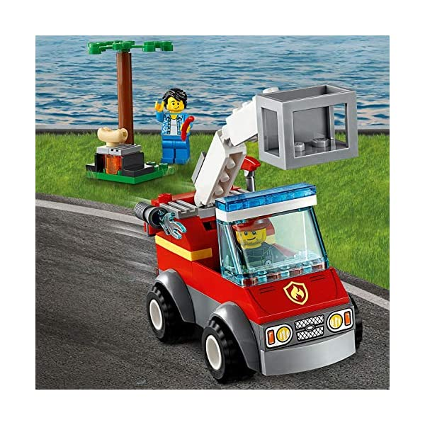 LEGO City - Barbecue in fumo, 60212 5 spesavip