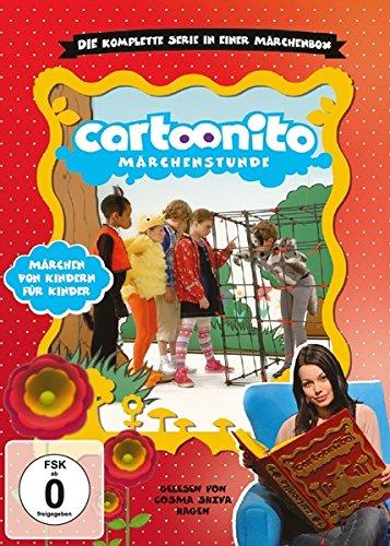 Cartoonito Märchenstunde - Die komplette Serie in einer Märchenbox [2 DVDs]