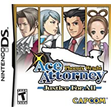 Ace Attorney Phoenix Wright ~ Jusice For All ~