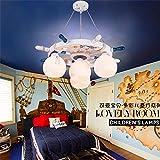 WoOnew Lampadari a sospensione moderni moderni moderni, lampade a sospensione, lampade a sospensione, lampadari a raggi infrarossi, lampade a sospensione, piccoli diametri 45Cm +5 W