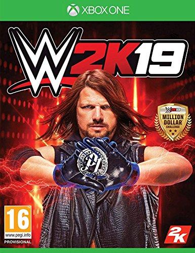 WWE 2K19 - Edición Estándar - Xbox One [Edizione: Spagna]