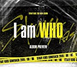 JYP Entertainment STRAY KIDS - I am WHO [I am+WHO ver. SET] (2nd Mini Album) 2CD+Photobook+3 QR Photocards+On Pack Poster+2Folded Posters
