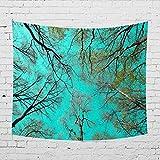 MIAO Tapestry Wanddekoration Woods Böhmen Indien Mandala Hippie Tapisserie Tagesdecken Tischdecken Picnics Strandtücher (Farbe : C, größe : 150x130cm)