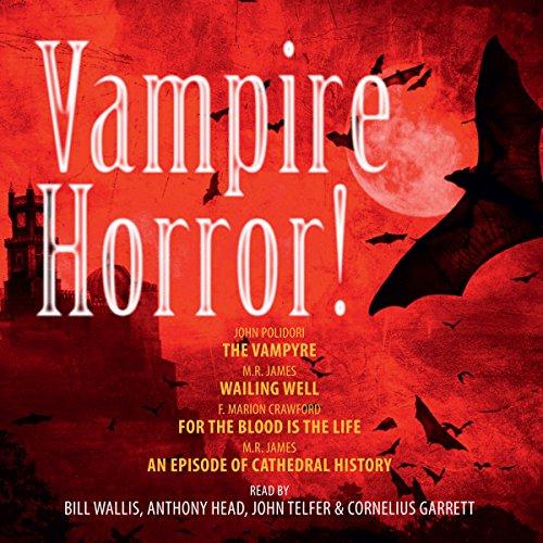 Vampire Horror!  Audiolibri
