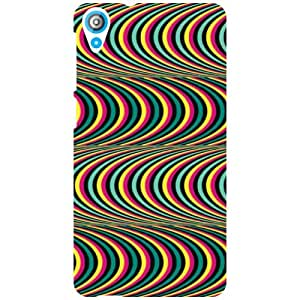 Printland Upside Down Back Cover For HTC Desire 820Q