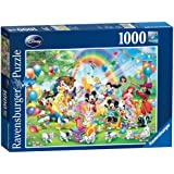 Ravensburger Disney Mickey's Birthday 1000pc Jigsaw Puzzle