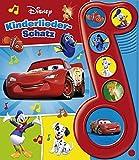Disney - Kinderliederschatz - Liederbuch mit Sound: Pappbilderbuch mit 6 Melodien