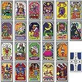 Instabuy JoJo Major Arcana Tarot Deck - Mazzo di Tarocchi