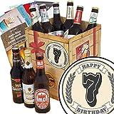 7. Geburtstagsgeschenk | Bierpaket | Ostdeutsche Biere