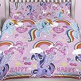 My little Pony Doppel-Bettbezug–Crush