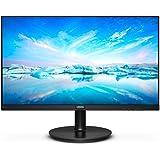 """Philips 272V8A 27"""" 4ms 75Hz Freesync DP-HDMI+VGA IPS Gaming Monitör, Siyah"""
