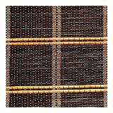 LIANGJUN Cortina di bambù Partizione Coprire La Luce Tende A Rullo Protezione Solare Tipo di Rotolo Finestra Muro di Fondo Decorazione - Ristorante (Colore : B, Dimensioni : 80X160CM)