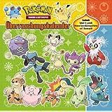 Pokemon Überraschungskalender 2010 [German Version]