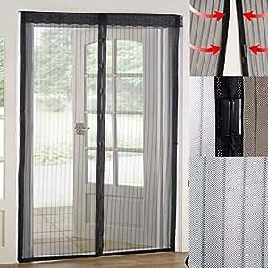 Magic mesh zanzariera magnetica per porta - Zanzariera porta ...