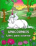 Unicornios Libro para colorear
