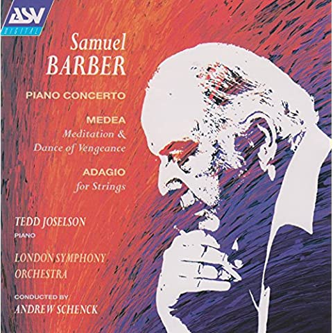 Barber: Piano Concerto; Medea's Meditation and Dance