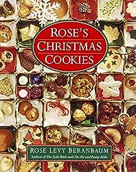 Roses Christmas Cookies