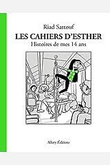 Les Cahiers d'Esther - tome 5 Histoires de mes 14 ans (05) Relié