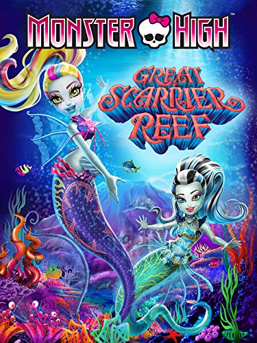 Image of Monster High: Great Scarrier Reef
