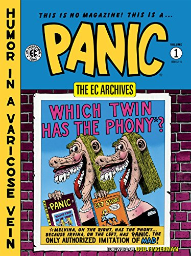The EC Archives: Panic Volume 1 (English Edition)