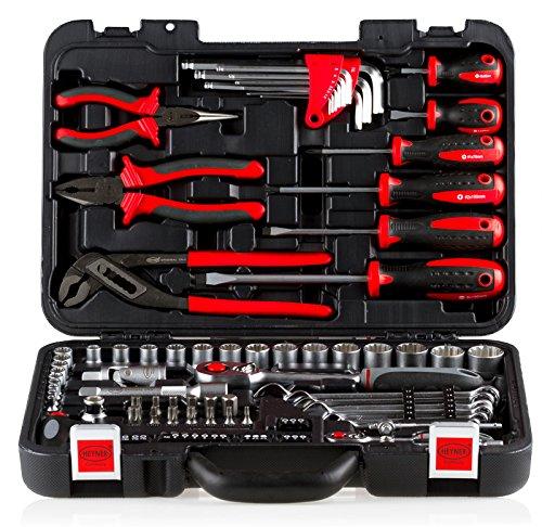 Preisvergleich Produktbild Werkzeugkoffer 91-tlg. 'Multi' PRO