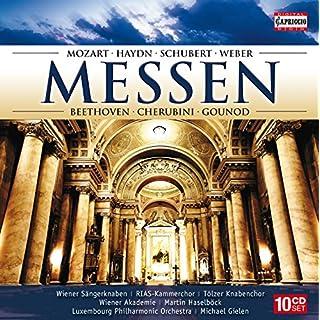 Masses/ Messen (Martin Haselböck, Marcus Creed, Werner Ehrhardt, Michael Gielen) (Capriccio: C7161)