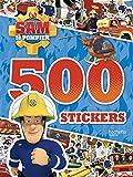 Sam le pompier - 500 stickers...