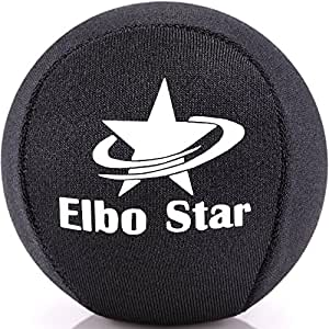 Elbo Star Hand Therapy Stress Ball for Optimal Stress Relief - Squeeze Ball for Strengthening and Exercise