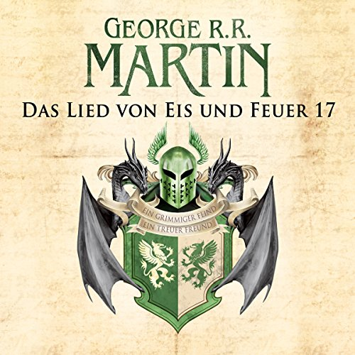 Buchseite und Rezensionen zu 'Game of Thrones - Das Lied von Eis und Feuer 17' von George R. R. Martin