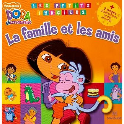 Dora l'exploratrice : La famille et les amis