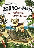 Zorro, der Mops - Die geheime Schatzinsel -