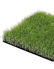 Griiham's High Density Australian 40MM Grass Carpet/Mat (Grass Height 40 mm) with High Density of 17000 Stitches/m2