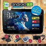 2DIN Autoradio Android 6.0 CREATONE AWS-8800 mit GPS Navigation (aktuelle Europa-Karten mit Radarwarnungen) | DVD-Player | USB bis 4TB l Quad-Core Cortex A7 CPU | 16GB integriert | 4K Ultra HD Video Unterstützung | WLAN | Bluetooth 4.0 | Touchscreen 8 Zoll (21cm) | DAB+ | MirrorLink | OBD 2 | RDS für VW Golf 5, Golf 6, Passat B6, Passat B7, Passat CC, Touran, Caddy, Jetta, Polo 5, Scirocco, Tiguan, T5 Transporter, T5 Multivan, Beetle, Sharan 2, Amarok