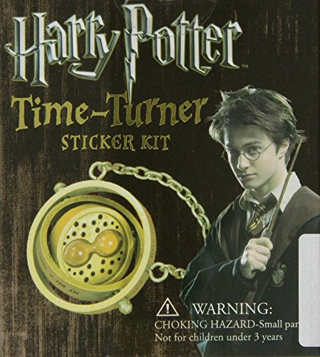 (Harry Potter Time-Turner Kit and Sticker Book) By Running Press (Author) Paperback on (03 , 2007)
