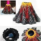 Forfar Volcano Shape & Vulkan Luftblase Stein Rockery Oxygen...
