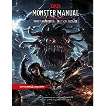 Dungeons & Dragons Monster Manual - Monsterhandbuch (Dungeons & Dragons / Regelwerke)