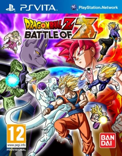 ragonball Z - Set (PS Vita, PlayStation Vita, Wrestling, Artdink) ()