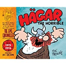H?ar the Horrible: The Epic Chronicles: The Dailies 1973-1974 by Dik Browne (2009-10-20)