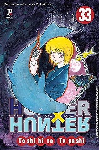 Hunter X Hunter - Volume 33 (Em Portuguese do
