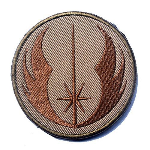 KingNew Parches de insignias Star Wars Jedi