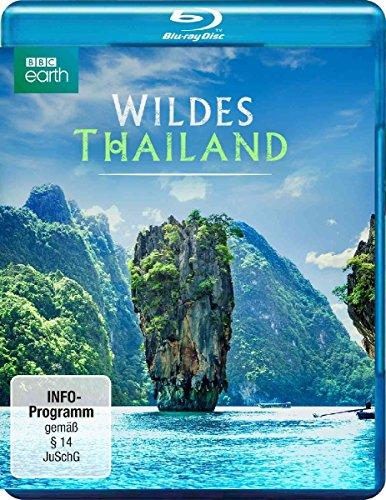 Wildes Thailand [Blu-ray]