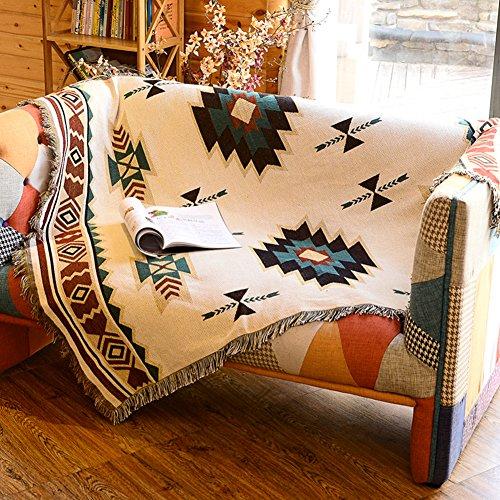 HMWPB Sofa Decken,1 stück wirft Sofa,Möbel Protector,Verdicken sie Sofa Deckel werfen 1,2,3,4 Kissen abdeckungen für Wohnzimmer-A Four Sitzer160x300cm(63x118inch) - 4 Stück Wohnzimmer
