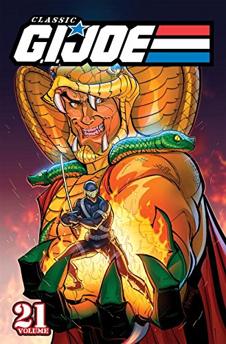 Classic G.I. Joe, Vol. 21 -