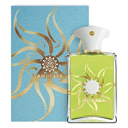 AMOUAGE Sunshine Man Eau De Parfume, 1er Pack (1 x 100 ml)