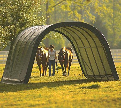 ShelterLogic Run-In-Weidezelt Lagerzelt