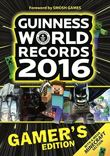 Guinness World Records 2016, Gamers Edition